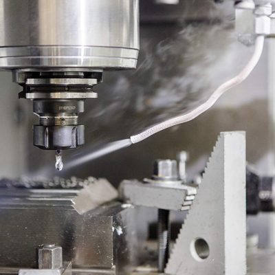High speed cryogenic machining